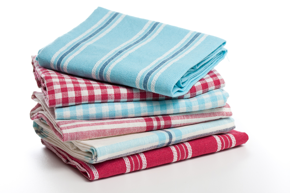 kitchen towel rental from Mickey's Linen